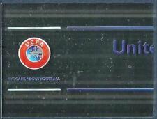 PANINI UEFA CHAMPIONS LEAGUE 2012-13- #002-UNITE AGAINST RACISM-LEFT SIDE-FOIL