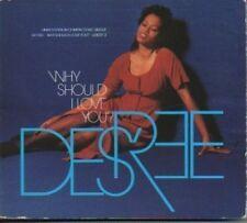 (187H) Desree, Why Should I Love You? - 1992 CD