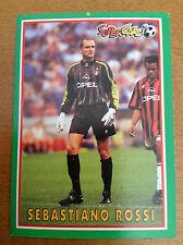 SUPERCALCIO 1996 1997 96 97 n 42 SEBASTIANO ROSSI Figurina Sticker Panini NEW