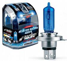 VW NUOVA POLO LUPO LUCI LAMPADINE LAMPADE BIR H4 BIANCHE SIMONI RACING 4200k