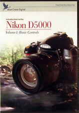 Blue Crane Training DVD: Introduction to theNikon D5000
