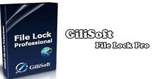 GiliSoft File Lock Pro , Encrypt Files on your PC using 256 bit AES Encryption