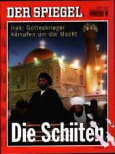SPIEGEL 36/2003 Die Schiiten im Irak