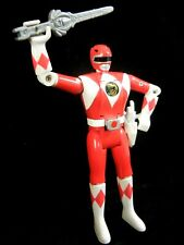 "Mighty Morphin Power Rangers ""Jason"" Red Ranger with Flip Head"