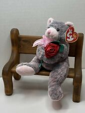 TY Beanie Baby Grandmother The  Bear With Tag Retired  DOB: September 12th, 2004