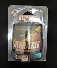 Star Trek Nite Lite ATA night light kids bedroom Automatic Light Sensor ON OFF