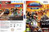 Skylanders Superchargers Racing - Game Only (Nintendo Wii) *VERY GOOD CONDITION*