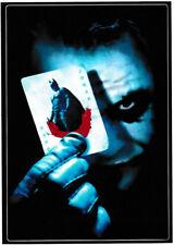 Joker Vinyle Autocollant Heath Ledger Carte gotham bat nuit sombre gothique