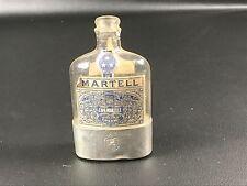 Mignonnette mini bottle  ouverte COGNAC MARTELL VIDE EMPTY