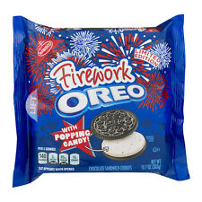 NEW Nabisco Oreo Firework Limited Edition Cookies FREE WORLDWIDE SHIPPING SALE