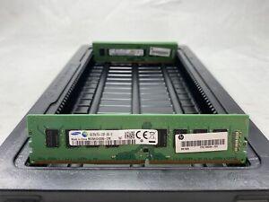 LOT 4 HP 798034-001 SAMSUNG 8GB 2Rx8 DDR4 PC4-2133 17000 NON ECC DIMM MEMORY RAM