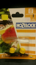 Hozelock Flow Control Valve 4mm (2 Pack)