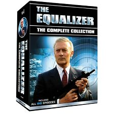 The Equalizer: Complete Collection DVD, Region 1 (US & Canada)