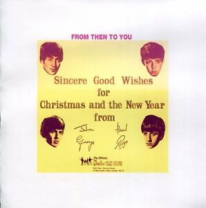 The BEATLES   CD  From Then To You  (Christmas Flexis etc.) Purple Chick PC-152