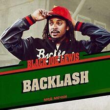 Backlash - Black Joe & Honeybears Lewis (2017, Vinyl NUEVO)