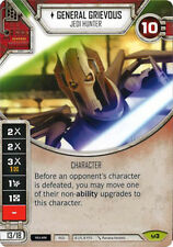 x1 General Grevious - Jedi Hunter (Sold with matching Die) 3 Rare Star Wars Dest