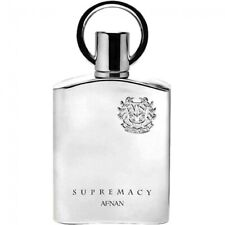 SUPREMACY SILVER BY AFNAN PERFUME 100ML