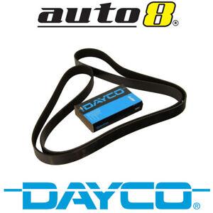 Dayco 6PK1000 Alternator & A/C Belt for Porsche 944 968 2.5L 3.0L Petrol M44