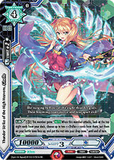 Luck & Logic x 1 Thunder Strike of the High Heavens, Giselle - BT03/078EN - RR N