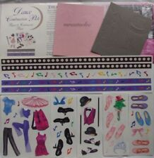 Creative Memories Music Scrapbooking Stickers