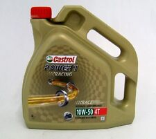 CASTROL POWER 1 Racing Ultimate Performance 4T 10W-50 / 4 Liter / NEW