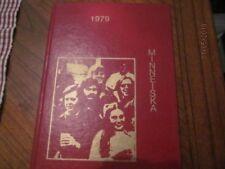 1979 University of Wisconsin - Whitewater Minneiska Yearbook Annual - Nice!!