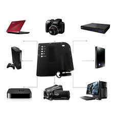 UC28+ FHD 1080P Portable Mini LCD Projector Home Theater HDMI VGA USB AV SD