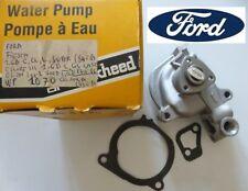 Neuf Pompe à eau FORD FIESTA ESCORT ORION 1.6D 1600 D LOCKHEED WP1070 water pump