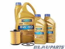 Porsche Cayenne Oil Change Kit – 2012-16 w/ 6 Cylinder 3.6L – Porsche A40 5W40