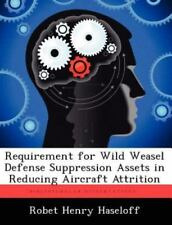 Requirement For Wild Weasel Defense Suppression Assets In Reducing Aircraft A.