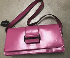 Ladies Small Guess Purse Orchid Color New