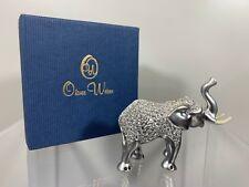 Swarovski Crystal Oliver Weber Special Edition Elephant Mib W/Coa