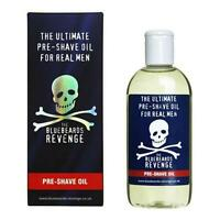 The Bluebeards Revenge Mens Pre Shave Shaving Oil 125ml Oil for him