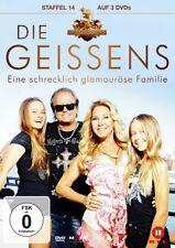 Die Geissens. Staffel.14, 3 DVD