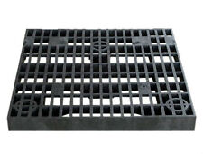 "Heavy Duty Grate-reservoir cover for water basins- 24"" square -2' x 2' support"