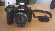 Sony Cyber-shot DSC-H300 20.1 MP Digitalkamera - Schwarz
