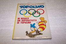 disney TOPOLINO 1070 - blisterato con gadget paperina - maggio 1976 - raro! sc36