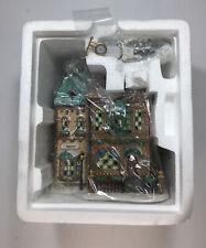 Department 56 Thomas Mudge Timepieces