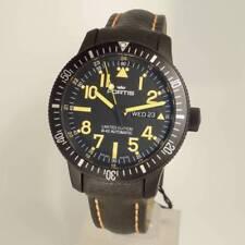 FORTIS Armbanduhren mit Saphirglas