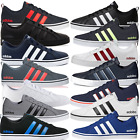 Adidas Mens Gents VS PACE Multicolour Trainers Shoes Footwear Laces Ankle Collar