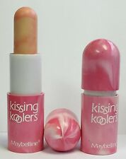 Lot of 2 Maybelline Kissing Koolers - Strawberry Fizz - 90s