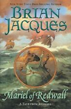 Mariel of Redwall : A Tale from Redwall by Brian Jacques (2003, Paperback)