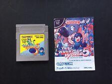 Nintendo Gameboy GB GBC GBA SP -  Rockman 5 With Manual Mega Man 5 V JP