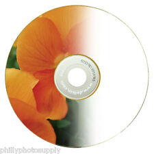 "Delkin Archival Gold DVD-R ""100 Year Disc"" Inkjet Printable Surface-Binder of 10"