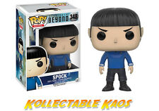 Star Trek Beyond Spock Pop Vinyl Figure Funko 348