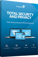 F-Secure total Security und VPN 2017 3 Gerte 24 Monate