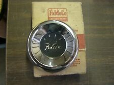 NOS OEM Ford 1960 1961 1962 Falcon Steering Wheel Horn Button Ornament Emblem