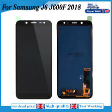 For Samsung Galaxy J6 2018 J600F LCD Touch Digitizer Display Screen Replacement