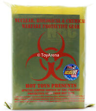 Hot Toys NBC Warfare Protective Gear Special Limited Edition Green Polybag