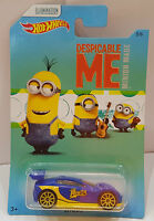 HOT WHEELS 2017 MINIONS DESPICABLE ME SYNKRO #5/6 DWF18